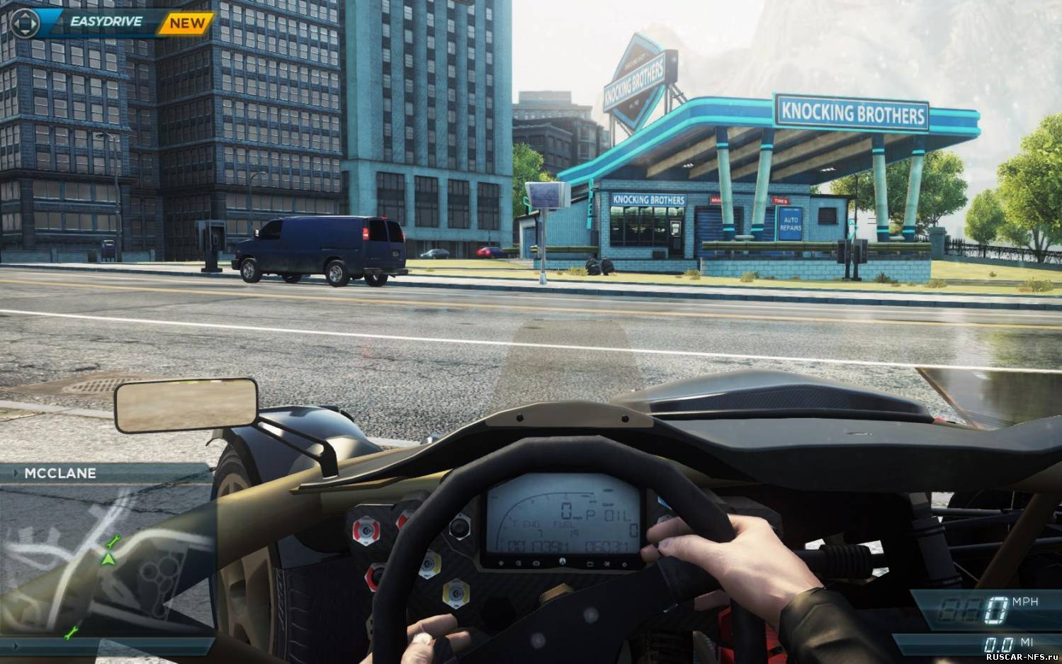 Camera Control для NFS Most Wanted 2