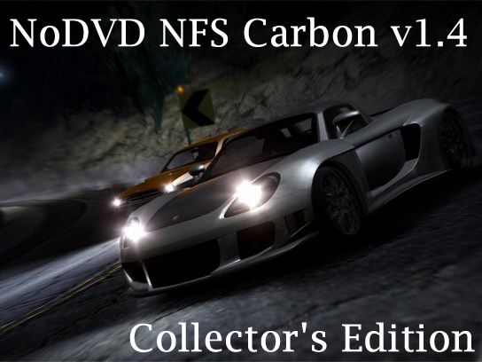 No-DVD для NFS Carbon Collector's Edition v1.4