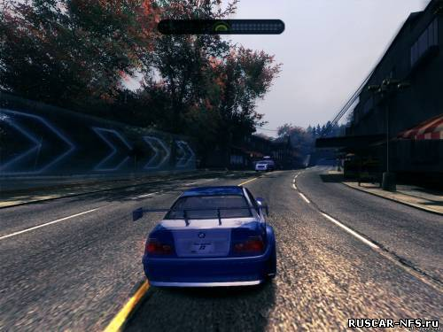 Мод Rockport City 2010 для NFS Most Wanted