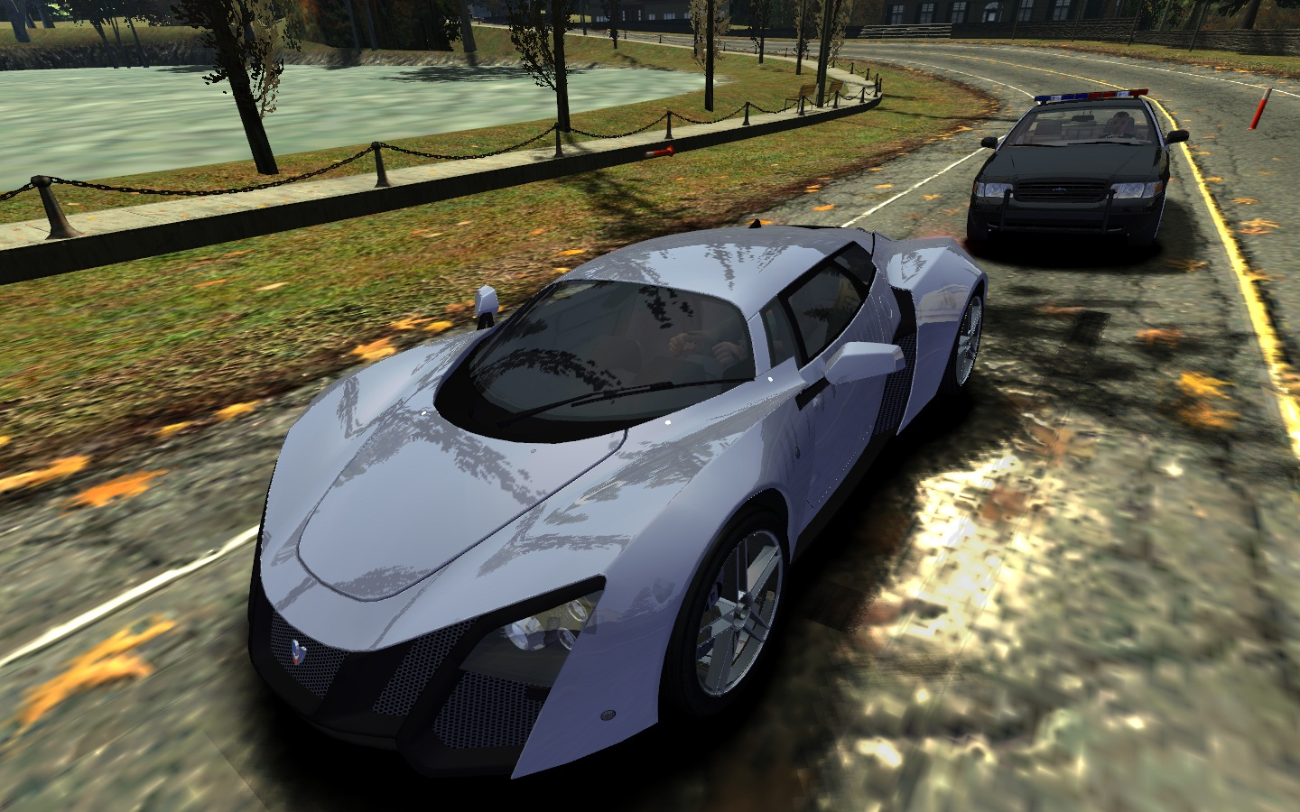 Маруся Б2 (Various Marussia B2) для NFS Most Wanted