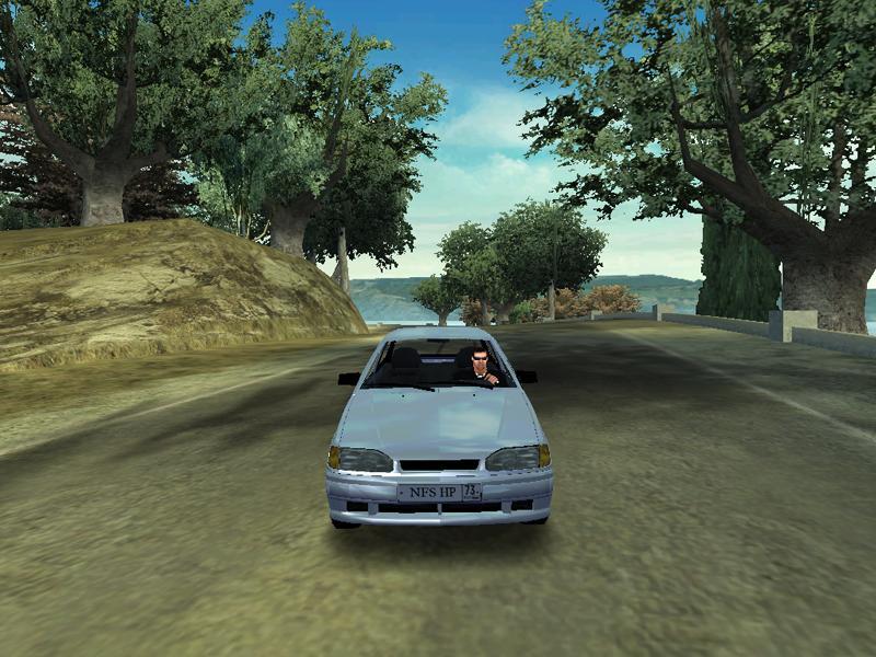 ВАЗ-2113 «Lada Samara» для NFS Hot Pursuit 2